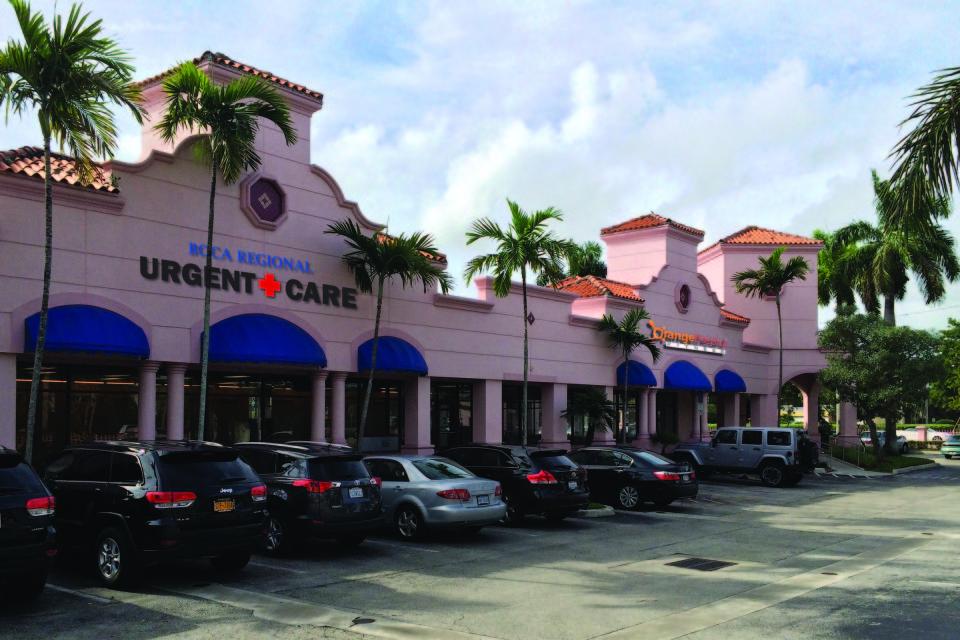 Boca Raton Regional Hospital's First Urgent Care in Boca Raton