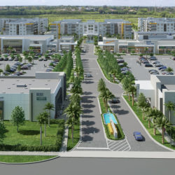 Joint Venture Partnership in Boca Raton for Mixed-Use Development